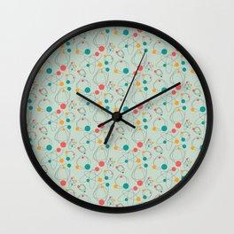 Jetsonesque Wall Clock