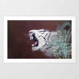 tigerblood Art Print