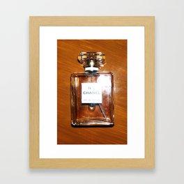 N°5 Framed Art Print