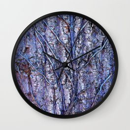 Rooted in you Wall Clock