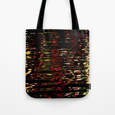 River Lights Tote Bag