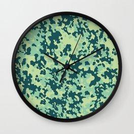 CAMO02 Wall Clock