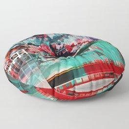 76. Silence Floor Pillow