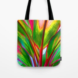 Ti Leaf Series #4 Tote Bag