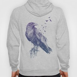 Born to be free Hoody