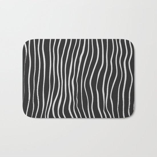 minimal movement Bath Mat