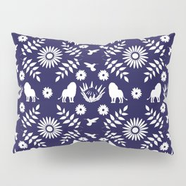 Otomi Lion Pillow Sham