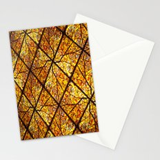 Ceiling Collage  Stationery Cards