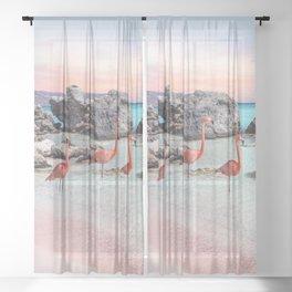 Aruba Sheer Curtain