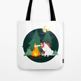 Forest of the Unicorn Tote Bag