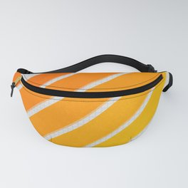 Orange Color Drift Fanny Pack