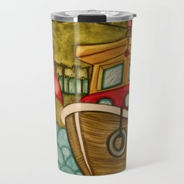 Wrong Catch Travel Mug