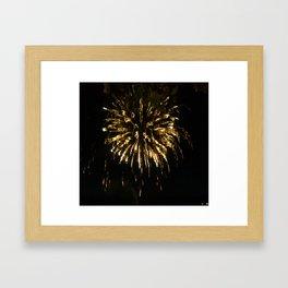 July 4th Framed Art Print