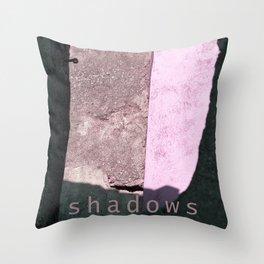Shadows of Sicily Throw Pillow