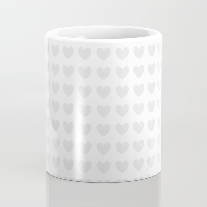 Light Hearts Coffee Mug