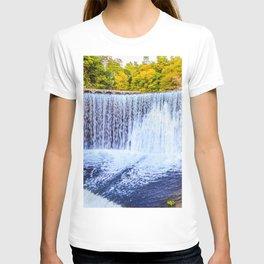 Monk's waterfall T-shirt