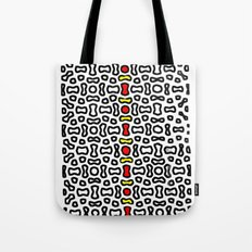 Mughal Window in color Tote Bag