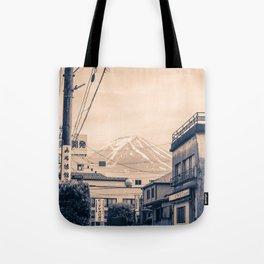 Funatsu Fujikawaguchiko Tote Bag