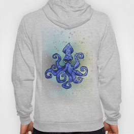 Hipster Cephalopod Hoody