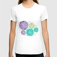 succulents T-shirts featuring The Succulents by haidishabrina