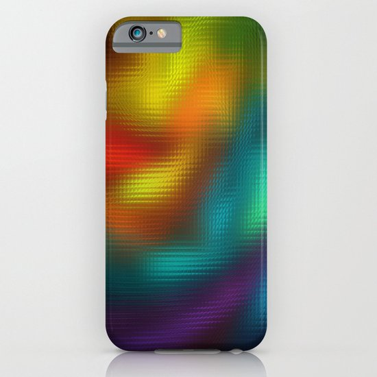 Color Mosaic iPhone & iPod Case
