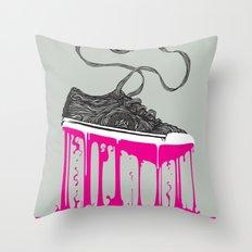 Weightless Living Throw Pillow