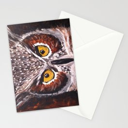 Night Owl... Stationery Cards