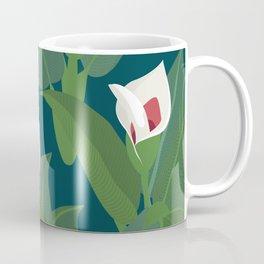 Philodendron M Coffee Mug
