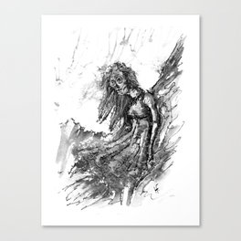 Ghost Series #5 Canvas Print