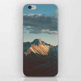 Catching the Sun iPhone Skin