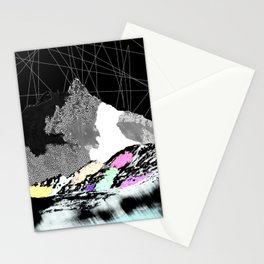 oh inverted world! Stationery Cards