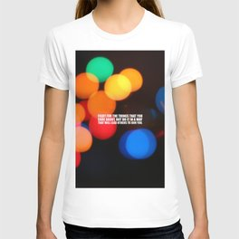 "Fight for the things... ""Ruther Bader Ginsburg"" Life Inspirational Quote T-shirt"