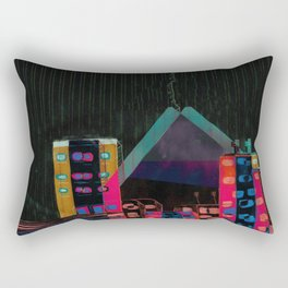 ‎} : -) Rectangular Pillow