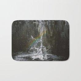 Rainbow Spout Bath Mat