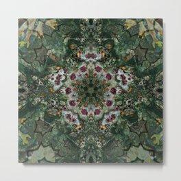 Multifacetted Kaleidoscope 6 Metal Print