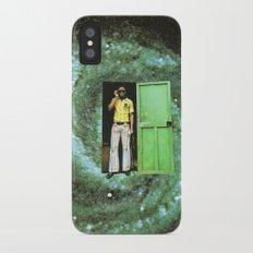 Ciao cara, ehm...c'è qualcosa che non va nello scantinato Slim Case iPhone X