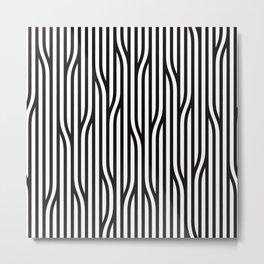 Modern Lines Metal Print