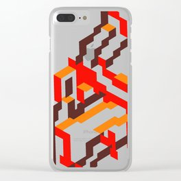 Staircase Clear iPhone Case