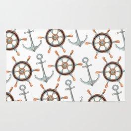 Nautical #1 Rug
