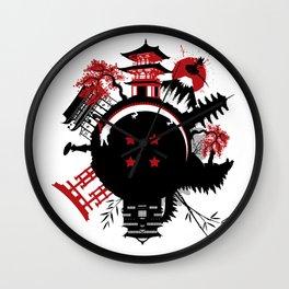 Circle Japan Wall Clock