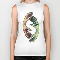 lovers Biker Tanks featuring Lovers by FalcaoLucas