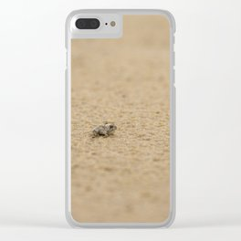 Minikin Clear iPhone Case