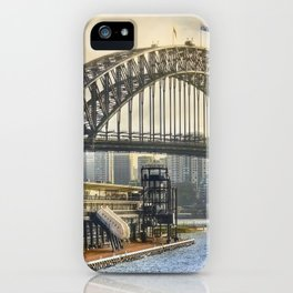 Sydney Harbour iPhone Case