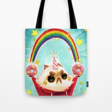 Donut Power! Tote Bag