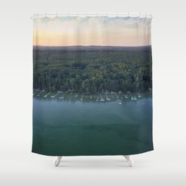 Cottage Grove Shower Curtain