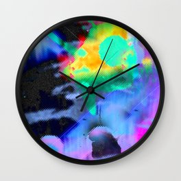A Scape Wall Clock