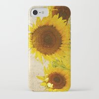 kansas iPhone & iPod Cases featuring Kansas by Chickadee