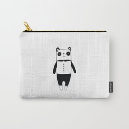 Little black and white panda Carry-All Pouch