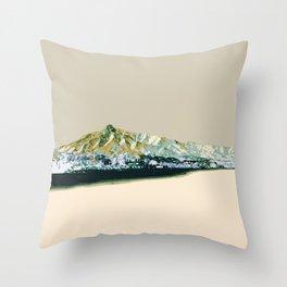 Marbella Sand Throw Pillow