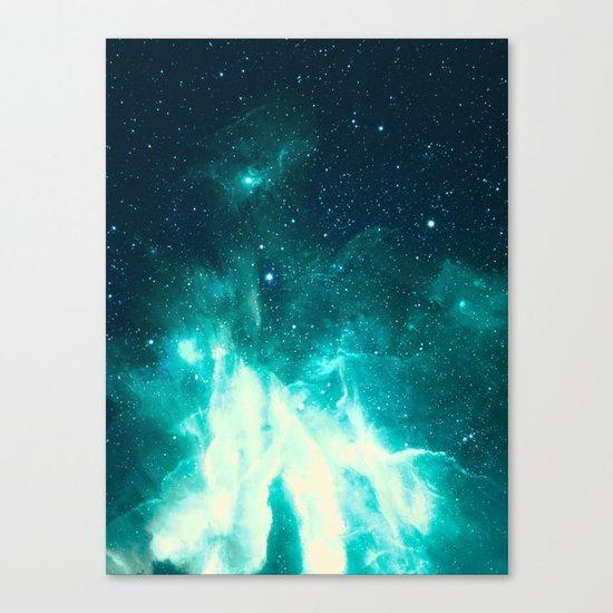The Green Spirit Canvas Print